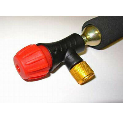 X Tech Regulator Co2 Bicycle Tyre Inflator W/2 X 16G Cartridges