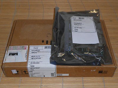 NEU Cisco PA-MC-8TE1+ 8-port Multi-channel T1/E1 8PRI Ports Card Karte NEW OPEN