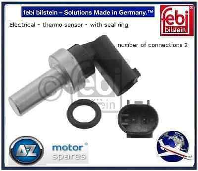 For Mercedes A Class 2004-2012 2.0Dt New Electric Thermo Sensor + Seal