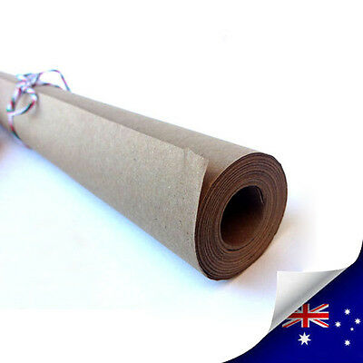 Brown Kraft Paper Roll Packaging Dressmaking Painting 80GSM/90GSM/110GSM/250GSM