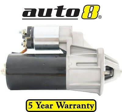 New Starter Motor to fit Holden Torana LC to UC 6Cyl Petrol 202 RED Engine