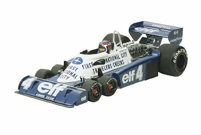 Tamiya 20053 Tyrrell P34 1977 Monaco GP 1/20 scale kit Japan A0598