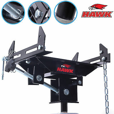 Hawk Tools 0.5 Ton Garage Workshop Transmission Gearbox Car Floor Jack Adapter