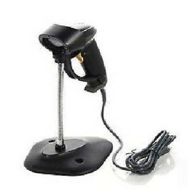 Automatic USB Laser Handheld BARCODE SCANNER BAR CODE READER w/ Adjustable Stand