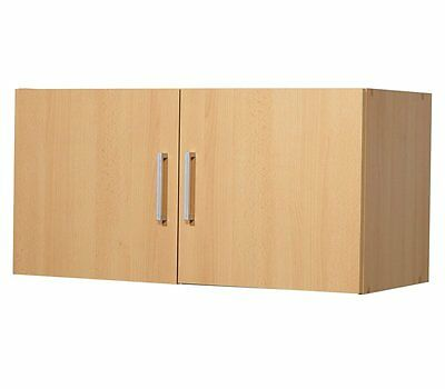 h ngeschrank mankaportable buche bxh 100x56cm mehrzweckschrank oberschrank k che eur 56 50. Black Bedroom Furniture Sets. Home Design Ideas
