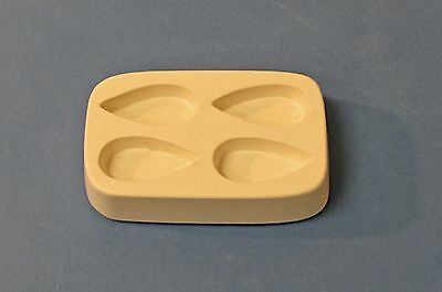 Casting for Large Tears Jewelry Mold for Fusing Glass Frit