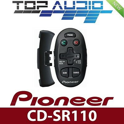 Pioneer CD-SR110 Infared Steering Wheel Remote Control with Bluetooth Function