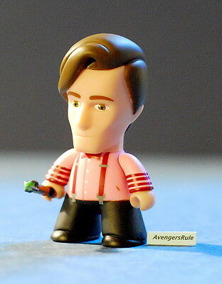 Doctor Who Titans 50th Anniversary 11th Doctor Pink 1/40 Rarity