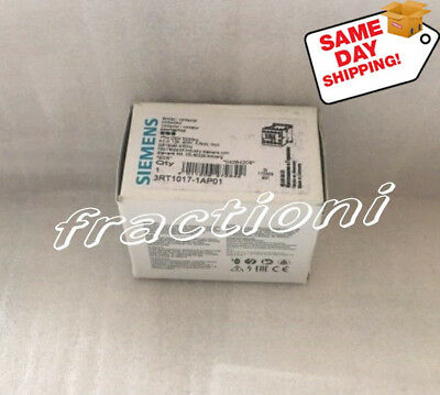 Siemens Contactor 3RT1017-1AP01, New In Box, 1-Year Warranty !