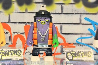 "The Canmans Series 2 - CanMan x Persue Figure Urban Vinyl  8"" / 20cm kidrobot"