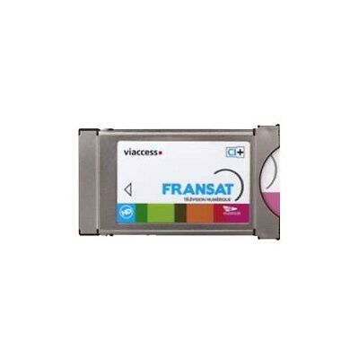 French TV in UK Fransat Cam & Card - Subscription Free French Digital TV