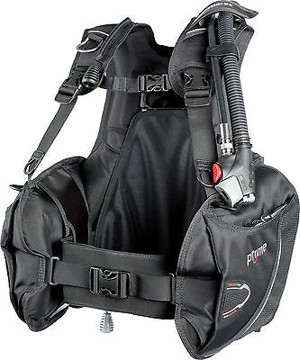 Mares Prime SMU MRS Pockets Dive Scuba Diving Men's BCD Buoyancy Compensator SM
