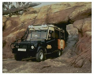 2001 Land Rover Rhino Rally Defender Automobile Factory Photo ch4254