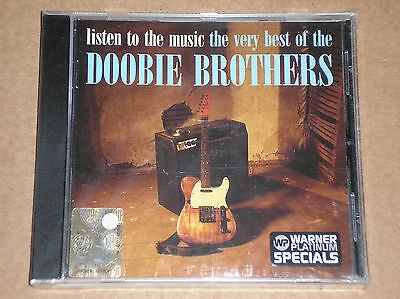 The Doobie Brothers - Listen To The Music: The Very Best - Cd Sigillato (Sealed)