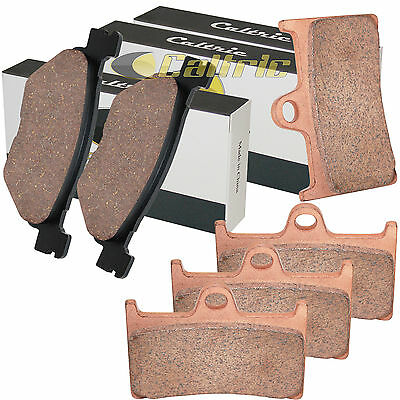 FRONT & REAR BRAKE PADS FITS YAMAHA XTZ1200 Super Tenere 2012 2013 2014