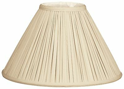 coolie empire gather pleat lamp shade 12 13 14 16 18 20 ins multiple. Black Bedroom Furniture Sets. Home Design Ideas
