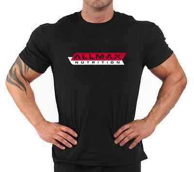 """T-Shirt Bodybuilding Fitness Palestra """"All Max Nutrition"""""""