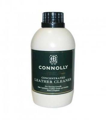 Connolly Premium Leather Cleaner for Auto Interior Home Furniture and Saddles