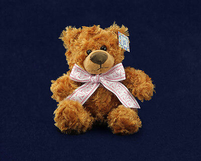 Pink Ribbon Breast Cancer Awareness Teddy Bear (RETAIL)
