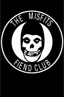 MISFITS - FIEND CLUB MUSIC POSTER - 24x36 SHRINK WRAPPED - 700