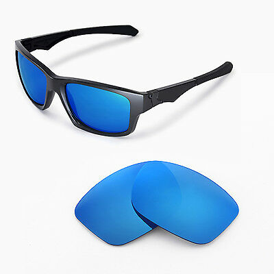 WL Polarized Ice Blue Replacement Lenses For Oakley Jupiter Squared Sunglasses