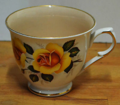 James Kent Ltd Old Foley Yellow Rose Cup in Great Condition