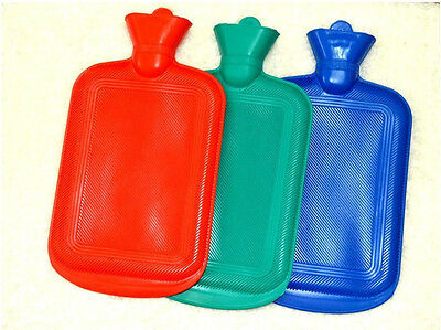 Snug NEW 2L LITER LITRE LARGE HOT WATER NATURAL RUBBER BOTTLE WARMER