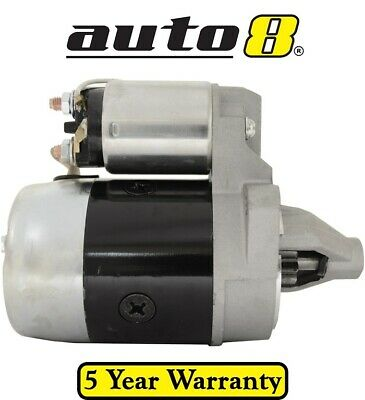 Brand New Starter Motor to fit Mazda MX5 NA 1.6L Petrol B6ZE 1989 to 1993