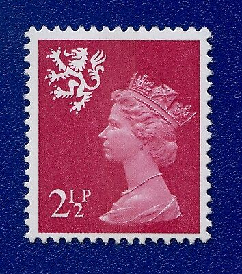 Regional Decimal Definitive Issues - Scotland S14 -  ( Multiple Listing ) mnh