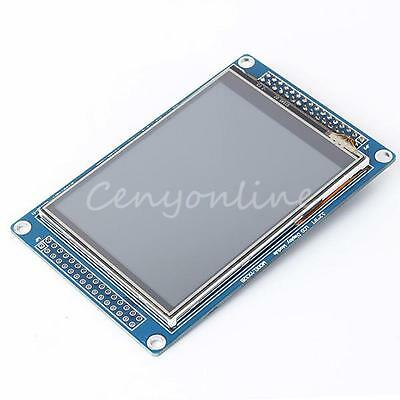 """1PC 3.2"""" TFT LCD Module Display and Touch Panel Screen with PCB Adapter"""
