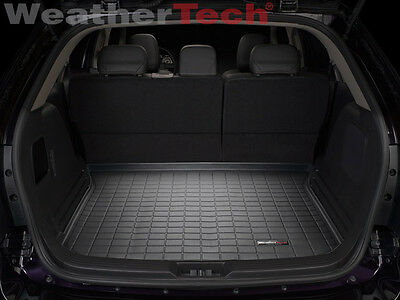 WeatherTech Cargo Liner Trunk Mat for Ford Edge/Lincoln MKX - Black