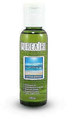 PureAire Ocean Breeze 100ml Fragrance Essence for Air Purifier Anti Bacterial