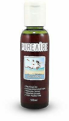 PureAire Uplifting 100ml Fragrance Essence for Air Purifier Anti Bacterial