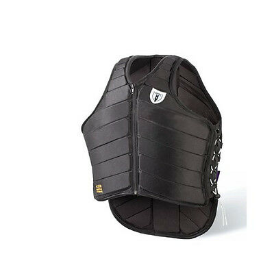 NEW Tipperary Eventer Pro Safety Vest- Black- Various Sizes