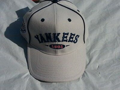 Black Yankee's Gray Blue Negro league baseball Cap Wool Blend baseball Hat CAP