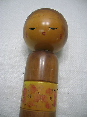 Kokeshi Creative Style Wooden Japanese Doll Vintage #315