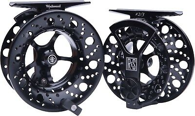 Wychwood River & Stream Fly Reels - Choice of two sizes - #2/3 & #4/5
