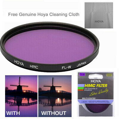 Hoya 67mm FLW (HMC) Fluorescent Lighting Glass Filter. U.S. Authorized Dealer