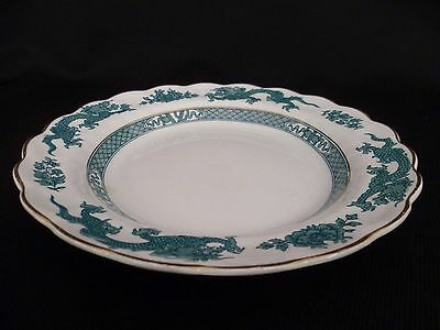 BOOTHS DRAGON 21.5cm RIMMED BOWLS (uw)