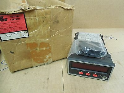 Red Lion Intelligent Meter IMR02107 115/120/240 VAC 4-20mA Used