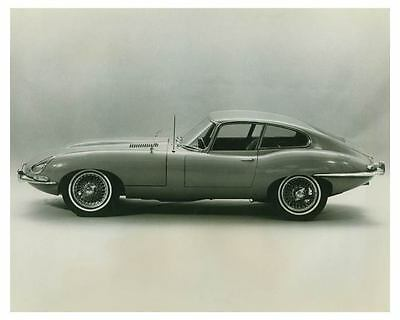 1966 Jaguar XKE Coupe Automobile Factory Photo ch4132