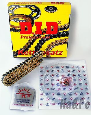 Honda CB-X4 1300 DID Kettensatz chain kit VX 530 G&B gold 1997 - 1999