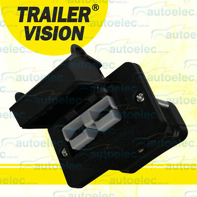Anderson Plug External Flush Panel Mounting Kit 50Amp 50A Connector New 820-50
