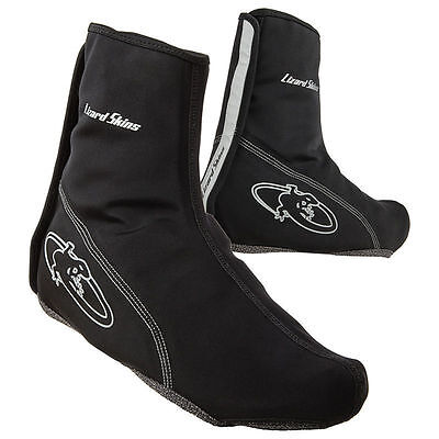Lizard Skins Dry-Fiant Insulated Cycling Shoe Covers Black