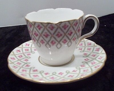 Rare Antique Tiffany Company New York Cup and Saucer sets England Royal Doulton