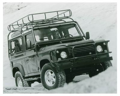 1997 Land Rover Defender 90 Station Wagon Photo Poster zch4220