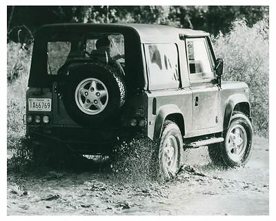 1997 Land Rover Defender 90 Soft Top Photo Poster zch4228