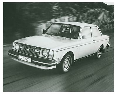 1978 Volvo 242GT Automobile Photo Poster zch4292
