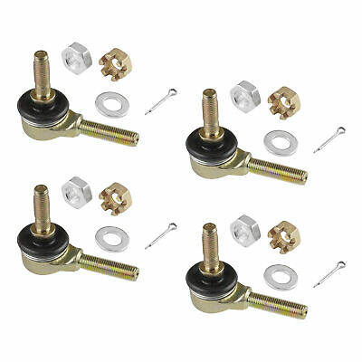 TIE ROD END KIT for KAWASAKI KVF300 KVF300A PRAIRIE 300 2x4 4x4 1999 2000 2 Sets