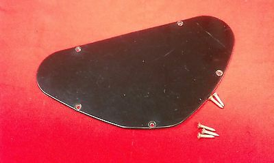 Vintage 1973 Usa Gibson Eb-O Bass Guitar Control Cavity Cover Eb-3 L 1974